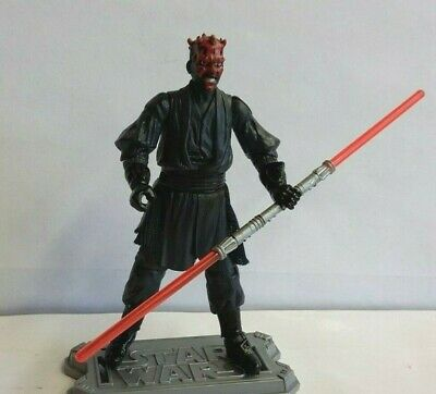 Star Wars DARTH MAUL (The Sith) Revenge Of The Sith Collection 2005 3.75""