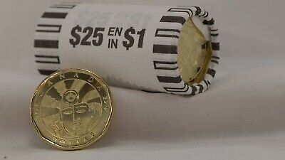 2019 Canadian Equality 1 Dollar Coin - Uncirculated - From Roll