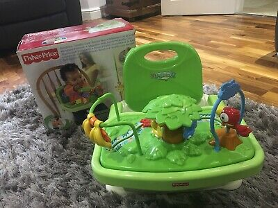 Fisher Price 'Rainforest' Healthy Care Booster Seat