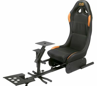 ADX ARSFBA0117 Gaming Chair - Black & Blue - Currys