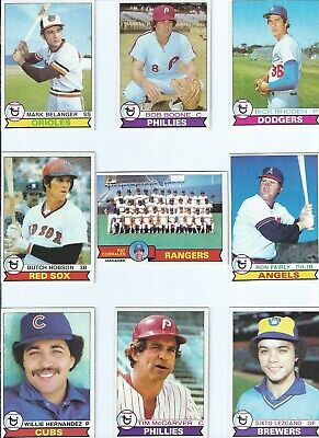 Lot Of 2 1979 Topps Baseball Unopened Wax Pack Wrapper