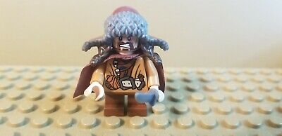 Bofur the Dwarf Hobbit Lord Rings lor052 FREE POST LEGO Minifigure
