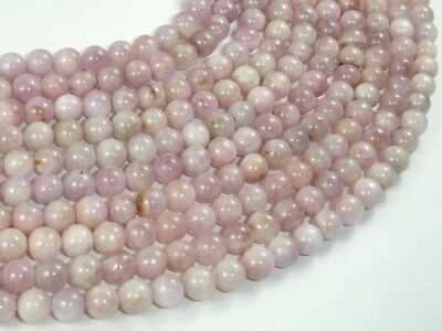 Kunzite Beads, 6mm(6.5) Round Beads (293054004)