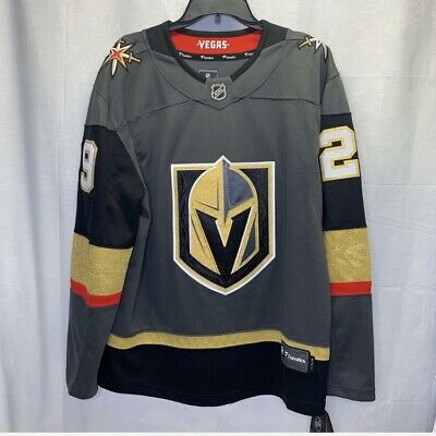 save off 9dff7 15ba0 WOMEN'S FITTED SIZE MEDIUM Gray Las Vegas Golden Knights ...