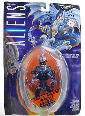 1992 Kenner Aliens Flying Queen Alien Xenomorph Action Figure