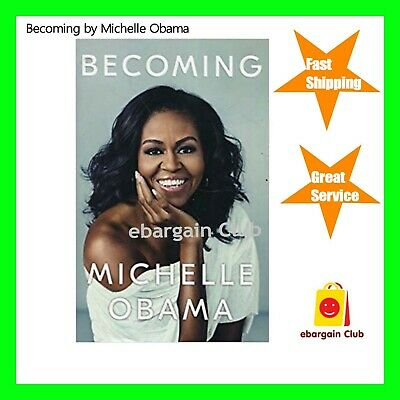 New Becoming by Michelle Obama - Hardcover eBC
