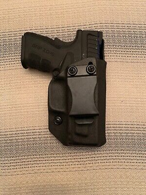 SPRINGFIELD ARMORY XD MOD2 SUBCOMPACT Kydex Holster IWB w