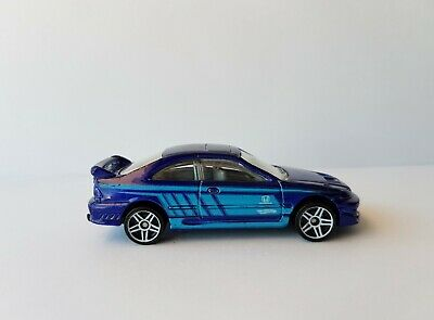 Hot Wheels 2010 Mystery Cars Honda Civic Si Dark Blue Loose