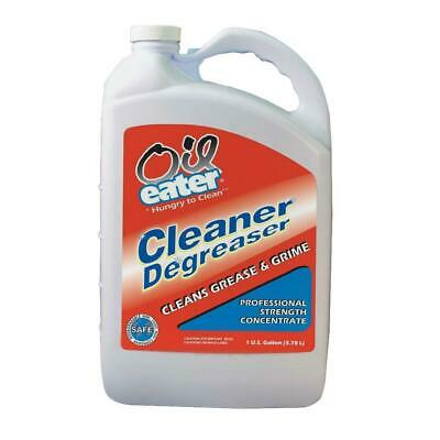 Oil Eater Gallon Cleaner Degreaser 4-Pack Non-Toxic Biodegradable Noncorrosive