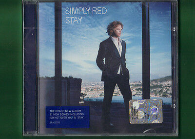 Simply Red - Stay Cd Nuovo Sigillato