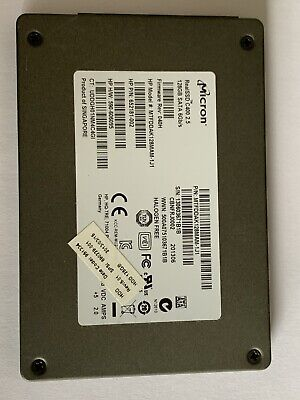 "128GB SSD 2.5"" SATA III Micron Brand Part Number: MTFDDAK138MAM-1J1- Very Cheap"