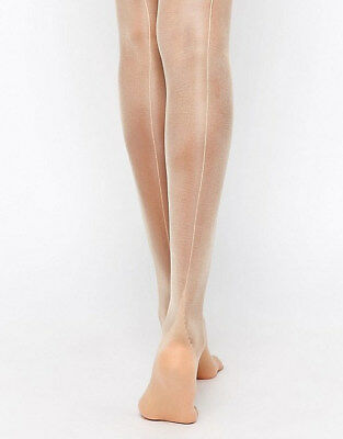 L'Agent by Agent Provocateur Lovely Comfortable Hosiery Nude Size M RRP£30 BCF88