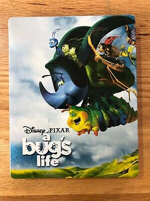 A Bug's Life - Disney Pixar - Futureshop Steelbook - Blu-ray - VGC