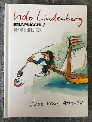 Udo Lindenberg - Mtv Unplugged 2 - Live Vom Atlantik (Box-Set) 2Cd + 2Dvd