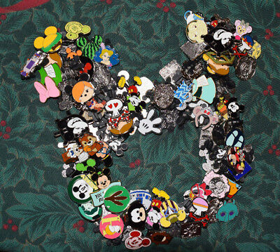 DISNEY World trading PIN LOT 50 FAST FREE SHIPPING Random MIXED LOT Disneyland