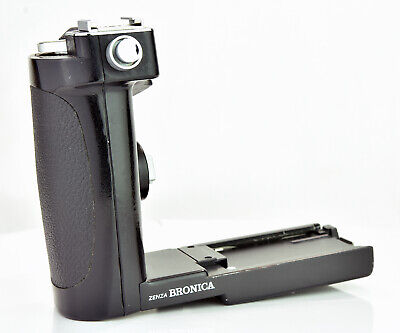 Zenza Bronica Speed Grip-E with Flash Shoe for ETR ETRC ETRS ETRSi ETR-C *