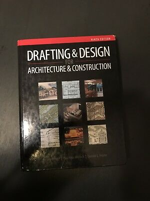 Drafting & Design For Architecture & Construction Textbook Ninth Edition