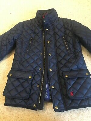 Childrens Joules Jacket Aged 7/8 Years