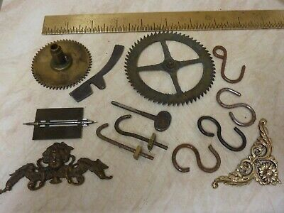 Useful Lot Longcase Bits--Parts--Spares (Lc) Free Post