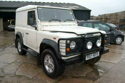 1994 P Land Rover Defender 2.5 Turbo Diesel 200 Tdi Van 3 Seater Long Mot Diesel