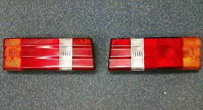 MK3 ESCORT NEW REAR LAMP LIGHT SET RS TURBO SERIES 1 FORD ESCORT MK3 XR3i