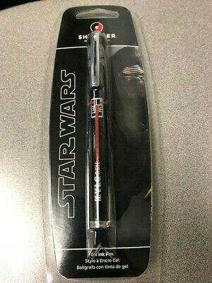 Sheaffer POP Gel Rollerball Pen, Star Wars, Kylo Ren
