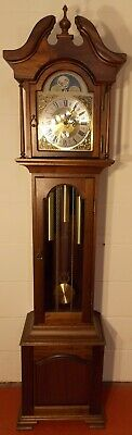 Grandfather Clock-Exc Cond/Hermle West Chimes/NATIONWIDE PERSONAL DELIVERIES