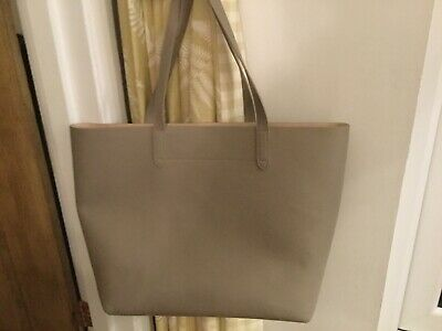 Cuyana Classic Structured Leather Tote Bag