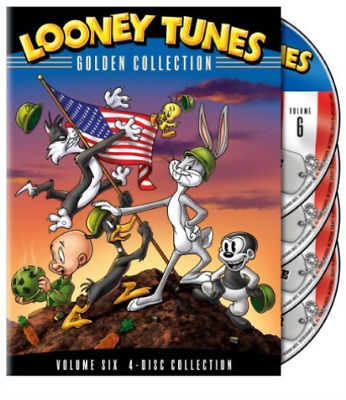 Looney Tunes:golden Collection Vol 6 Dvd Neuf
