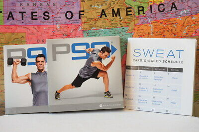 BEACHBODY P90X3 - MMX/The Warrior - 1 Replacement Workout