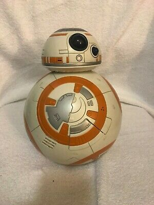 Disney Star Wars BB 8 Droid Voice Activated Hero Robotic Action Figure Untested