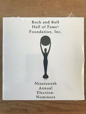Rock And Roll Hall of Fame 19th Induction cd NEW 2004 TRAFFIC/Prince/Sex Pistols