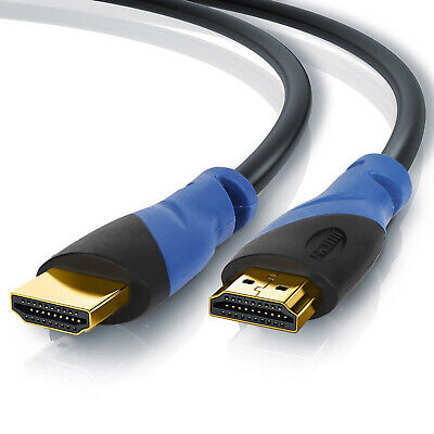 1.5ft-50ft Ultra Slim SVGA Super VGA 30//32AWG Male to Female DB15 Monitor Cable