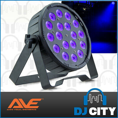 18x 3W 3 in 1 LED Parcan Stage Light DMX 512 RGB PAR CAN Disco Party DJ Lights