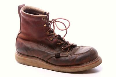 48464e342d2 VINTAGE THOROGOOD HERITAGE BOOTS leather safety ankle boots HIKING mens 9 ee