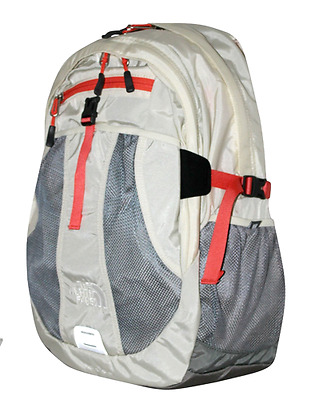 NEW THE NORTH FACE Recon Women's Backpack  Vintage White