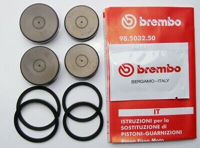 Kit Revisione Pinza Freno Brembo D.30 Moto E Scooter 20279911