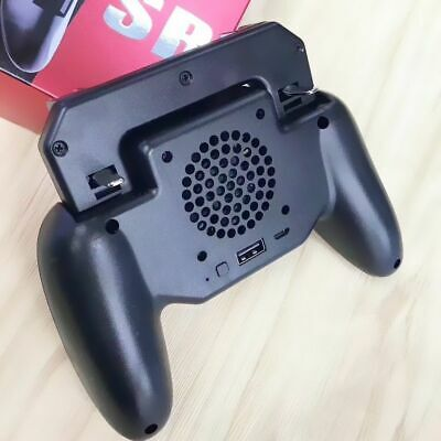 Controller Game Mobile Phone Joystick Cooling Fan Gamepad for PUBG IOS Android