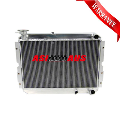 ALUMINUM RADIATOR FOR Toyota Landcruiser 60 Series FJ60 FJ61 FJ62 3F