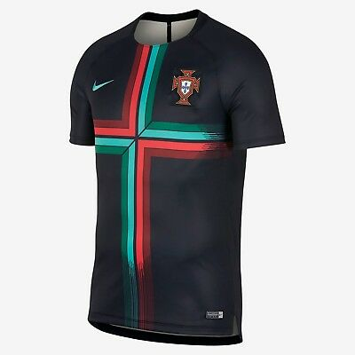 Nike Portugal Squad Training Jersey World Cup 2018