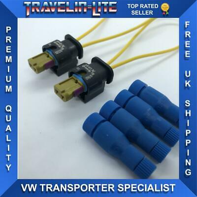 T5.1 To T6 Transporter Side Repeater Harness & Connectors NEW