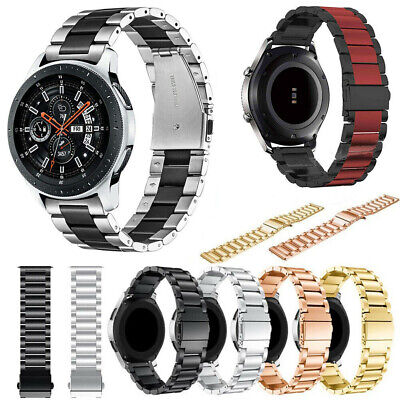 Stainless Steel  Strap Metal Watch Band For Samsung Galaxy Watch 42/46mm Gear S3