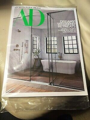 Architectural Digest Magazine June 1987 Irish Country Houses The