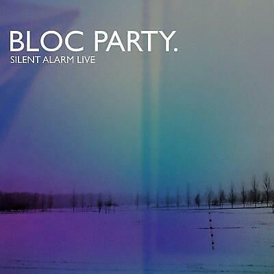 Bloc Party	Silent Alarm Live CD ALBUM NEW(10TH JULY)