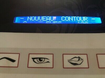 Nouveau Contour Intelligent Semi-Permanent Make Up Machine SPMU (Genuine)