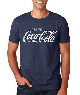 Coca Cola Drink Logo  Men T-shirt