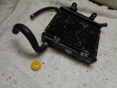 Aprilia Sr50 Sr 50 Moped Scooter Rad Radiator Cooling Assy 2