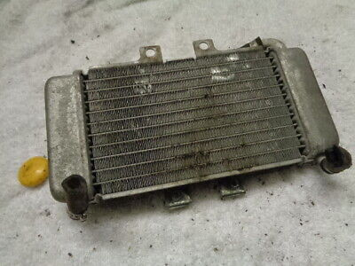 Piaggio Nrg50 Nrg 50 Lc Moped Scooter Rad Radiator Cooling Assy