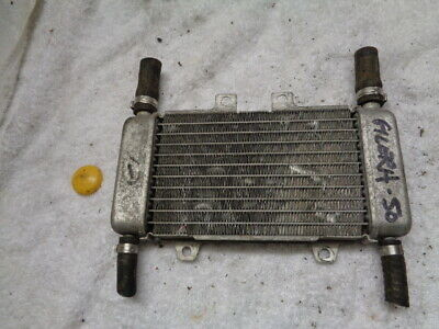 Gilera 50 Moped Scooter Rad Radiator Cooling Assy 1