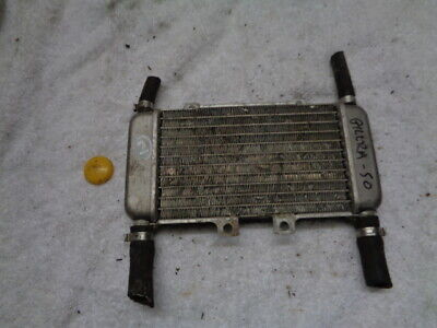 Gilera 50 Moped Scooter Rad Radiator Cooling Assy 2